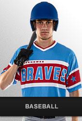 Build your baseball uniform on champrosports.com