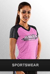 Build your sportswear uniform on champrosports.com