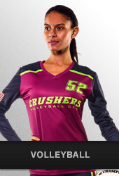 Build your volleyball uniform on champrosports.com